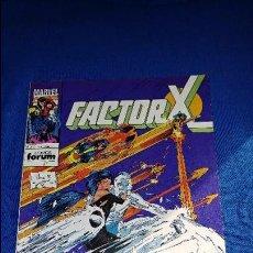 Cómics: FACTOR X Nº 50 COMICS FORUM EL ESTADO ES MUY BUENO. Lote 95562075