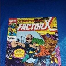 Cómics: FACTOR X Nº 57 COMICS FORUM EL ESTADO ES MUY BUENO. Lote 95562179