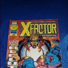 Cómics: FACTOR X Nº 20 COMICS FORUM EL ESTADO ES MUY BUENO. Lote 95562219
