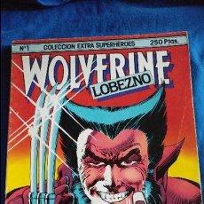 Cómics: WOLVERINE LOBEZNO COLECCION EXTRA SUPERHEROES COMICS FORUM EL ESTADO ES MUY BUENO. Lote 95563863