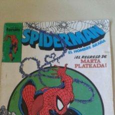 Cómics: SPIDERMAN NUMERO 191 DE COMICS FORUM. Lote 95565395