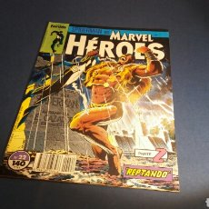 Cómics: MARVEL HEROES 22 EXCELENTE ESTADO FORUM. Lote 95570866