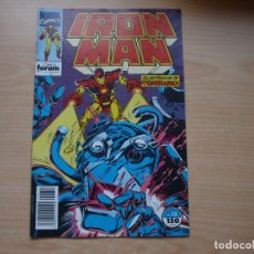 Cómics: IRON MAN - NÚMERO 12 - AÑO 1992 - FORUM. Lote 95627231