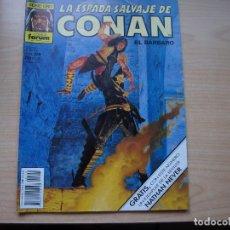 Cómics: LA ESPADA SALVAJE DE CONAN - NÚMERO 125 - AÑO 1992 - FORUM. Lote 95628747