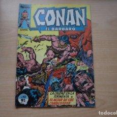 Cómics: CONAN EL BARBARO - NÚMERO 10 - AÑO 1983 - FORUM. Lote 95629239