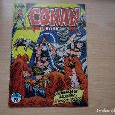 Cómics: CONAN EL BARBARO - NÚMERO 11 - AÑO 1983 - FORUM. Lote 95629275