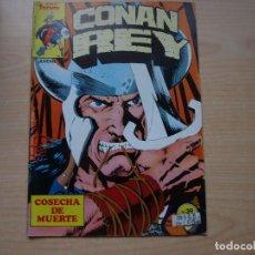 Cómics: CONAN REY - NÚMERO 39 - AÑO 1987 - FORUM. Lote 95629363