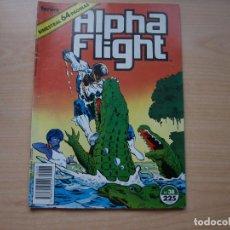 Cómics: ALPHA FLIGHT - NÚMERO 38 - 64 PAGINAS - AÑO 1988 - FORUM. Lote 95629499