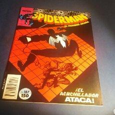 Cómics: SPIDERMAN 187 VOL 1 EXCELENTE ESTADO FORUM. Lote 95642199