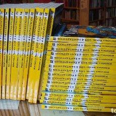 Cómics: LOS 4 FANTASTICOS EXCELSIOR 32 NUMEROS DE 35 CASI COMPLETA MUY BUENA EDITORIAL FORUM. Lote 95662751