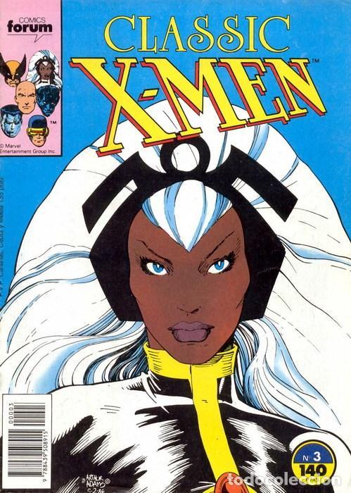 CLASSIC X-MEN VOL.1 Nº 3 - FORUM (Tebeos y Comics - Forum - X-Men)
