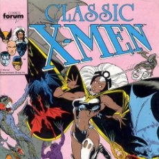 Cómics: CLASSIC X-MEN VOL.1 Nº 4 - FORUM. Lote 95679935