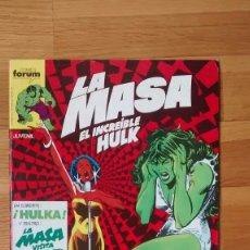 Cómics: LA MASA HULK FORUM 28. Lote 95680019