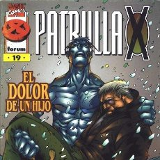 Cómics: PATRULLA-X VOL.2 Nº 19 - FORUM IMPECABLE. Lote 95683135