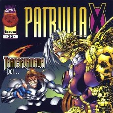 Cómics: PATRULLA-X VOL.2 Nº 22 - FORUM IMPECABLE. Lote 95683203