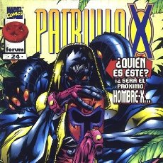 Cómics: PATRULLA-X VOL.2 Nº 24 - FORUM IMPECABLE. Lote 95683247