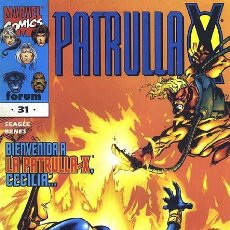 Cómics: PATRULLA-X VOL.2 Nº 31 - FORUM IMPECABLE. Lote 95683691