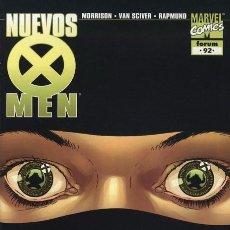 Cómics: NUEVOS X-MEN VOL 2 Nº 92 - FORUM IMPECABLE. Lote 95684299