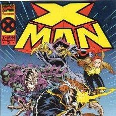 Cómics: X-MAN VOL.1 Nº 2 LA ERA DE APOCALIPSIS- FORUM. Lote 95686971
