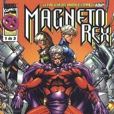 Cómics: MAGNETO REX Nº 1 - FORUM. Lote 95687259