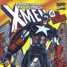Cómics: PROFESOR XAVIER Y LOS X-MEN Nº 10 - LOS VENGADORES - PERFECTO ESTADO FORUM. Lote 83365328