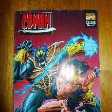 Cómics: CONAN. NÚM. 7 : MAN OF IRON. Lote 95691359