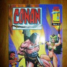 Cómics: CONAN. NÚM. 11 : ¡AMAZONAS! (PARTE II). Lote 95691643