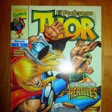 Cómics: EL PODEROSO THOR. VOL. IV ; Nº 6 / JURGENS, ROMITA JR., JANSON. Lote 95691723