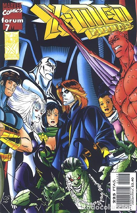 X-MEN 2099 VOL.2 Nº 7 - FORUM IMPECABLE (Tebeos y Comics - Forum - X-Men)