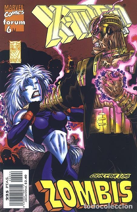 X-MEN 2099 VOL.2 Nº 6 - FORUM IMPECABLE (Tebeos y Comics - Forum - X-Men)