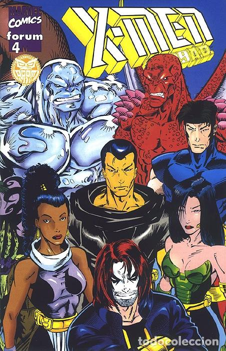 X-MEN 2099 VOL.2 Nº 4 - FORUM IMPECABLE (Tebeos y Comics - Forum - X-Men)