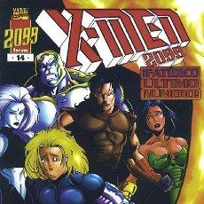 Cómics: X-MEN 2099 VOL.2 Nº 14 - FORUM IMPECABLE. Lote 95695767