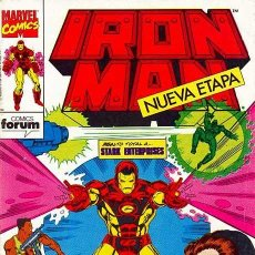 Cómics: IRON MAN VOL.2 Nº 1 - FORUM PERFECTO ESTADO. Lote 95699347