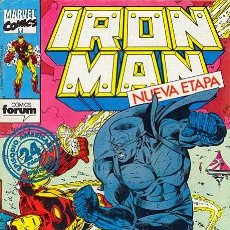 Cómics: IRON MAN VOL.2 Nº 2 - FORUM PERFECTO ESTADO. Lote 95699627