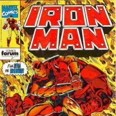 Cómics: IRON MAN VOL.2 Nº 4 - FORUM PERFECTO ESTADO. Lote 95699671