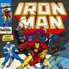 Cómics: IRON MAN VOL.2 Nº 6 - FORUM PERFECTO ESTADO. Lote 95699723