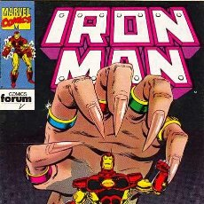 Cómics: IRON MAN VOL.2 Nº 7 - FORUM PERFECTO ESTADO. Lote 95699747