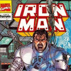 Cómics: IRON MAN VOL.2 Nº 10 - FORUM PERFECTO ESTADO. Lote 95699819