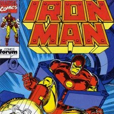 Cómics: IRON MAN VOL.2 Nº 13 - FORUM PERFECTO ESTADO. Lote 95699907