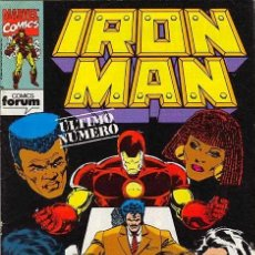 Cómics: IRON MAN VOL.2 Nº 15 - FORUM PERFECTO ESTADO. Lote 95699943