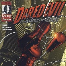 Cómics: MARVEL KNIGHTS: DAREDEVIL Nº 1 - FORUM IMPECABLE. Lote 95700251