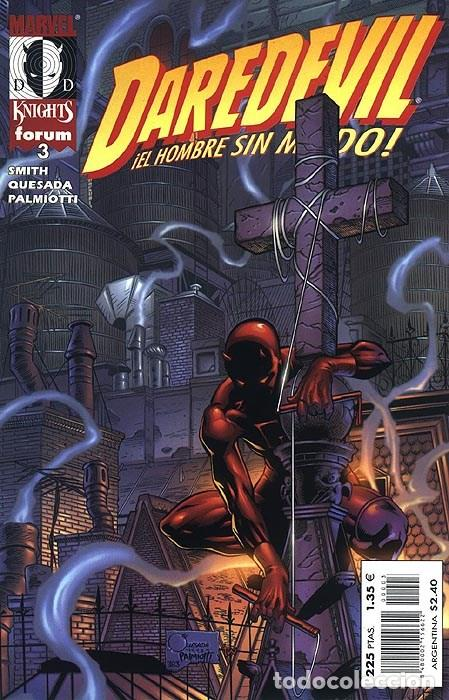 MARVEL KNIGHTS: DAREDEVIL Nº 3 - FORUM IMPECABLE (Tebeos y Comics - Forum - Daredevil)