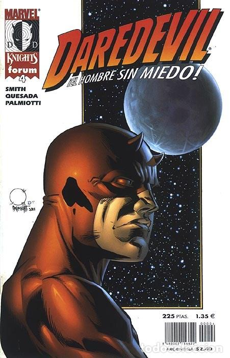 MARVEL KNIGHTS: DAREDEVIL Nº 4 - FORUM IMPECABLE (Tebeos y Comics - Forum - Daredevil)