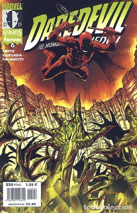 MARVEL KNIGHTS: DAREDEVIL Nº 6 - FORUM IMPECABLE (Tebeos y Comics - Forum - Daredevil)