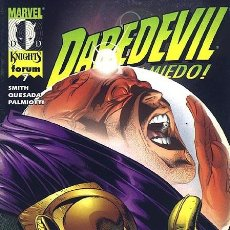Cómics: MARVEL KNIGHTS: DAREDEVIL Nº 7 - FORUM IMPECABLE. Lote 95700427