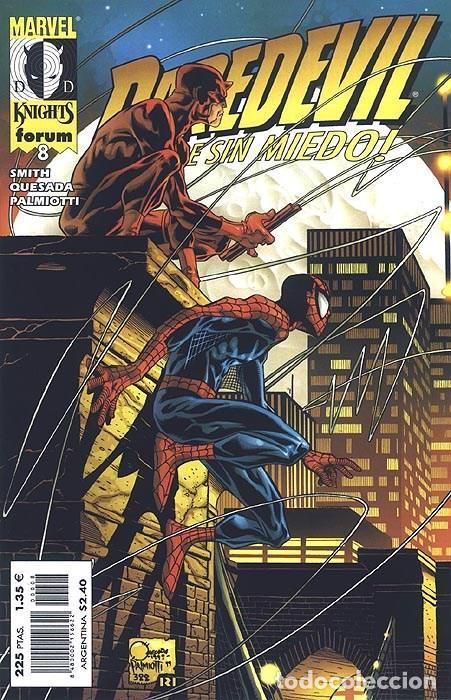 MARVEL KNIGHTS: DAREDEVIL Nº 8 - FORUM IMPECABLE (Tebeos y Comics - Forum - Otros Forum)