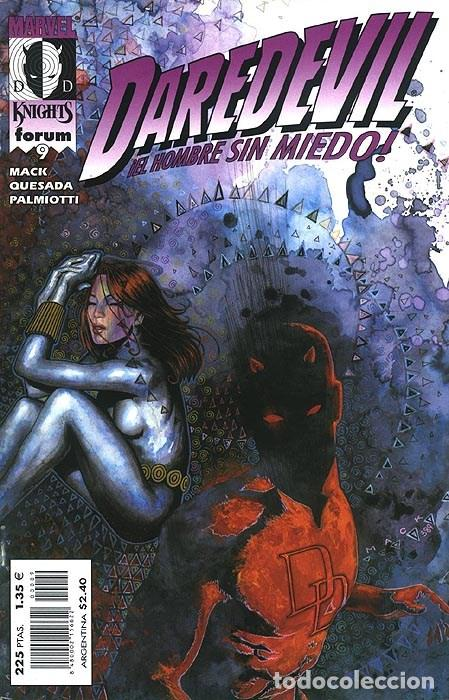 MARVEL KNIGHTS: DAREDEVIL Nº 9 - FORUM IMPECABLE (Tebeos y Comics - Forum - Daredevil)