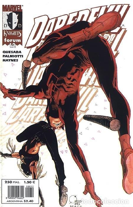 MARVEL KNIGHTS: DAREDEVIL Nº 12 - FORUM IMPECABLE (Tebeos y Comics - Forum - Daredevil)