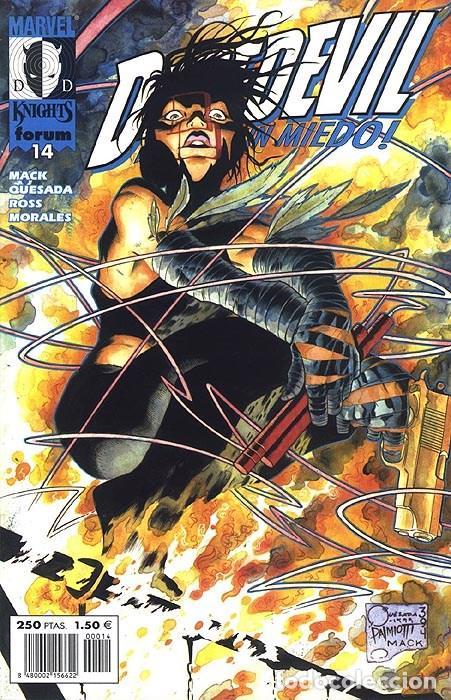 MARVEL KNIGHTS: DAREDEVIL Nº 14 - FORUM IMPECABLE (Tebeos y Comics - Forum - Daredevil)