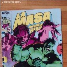 Cómics: LA MASA HULK FORUM 35. Lote 95704931